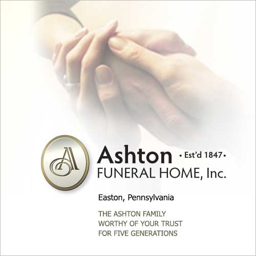 Sayre design lehigh valley logo design print and websites ashton funeral home malvernweather Images